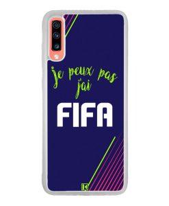 Coque Galaxy A70 – Je peux pas j'ai FIFA