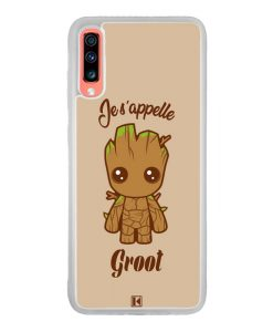 Coque Galaxy A70 – Je s'appelle Groot