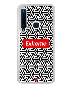 Coque Galaxy A9 2018 – Extreme geometric