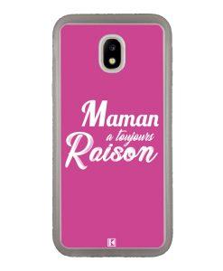 Coque Galaxy J5 2017 – Maman a toujours raison
