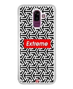 Coque Galaxy J8 2018 – Extreme geometric