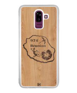 Coque Galaxy J8 2018 – Réunion 974