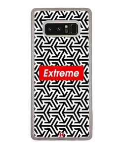 Coque Galaxy Note 8 – Extreme geometric