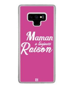 Coque Galaxy Note 9 – Maman a toujours raison