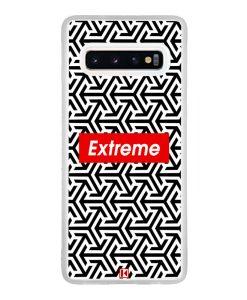 Coque Galaxy S10 – Extreme geometric