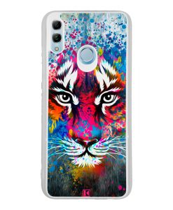 Coque Honor 10 Lite – Exotic tiger