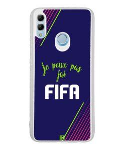 Coque Honor 10 Lite – Je peux pas j'ai FIFA