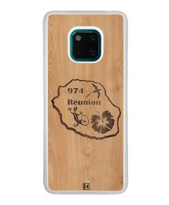 Coque Huawei Mate 20 Pro – Réunion 974
