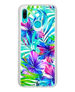 Coque Huawei P Smart 2019 – Exotic flowers