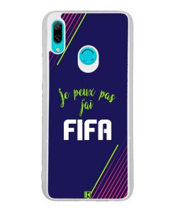 Coque Huawei P Smart 2019 – Je peux pas j'ai FIFA