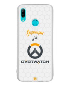Coque Huawei P Smart 2019 – Je peux pas j'ai Overwatch