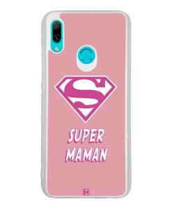 Coque Huawei P Smart 2019 – Super Maman