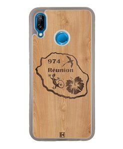 Coque Huawei P20 Lite – Réunion 974