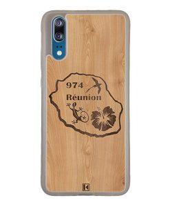 Coque Huawei P20 – Réunion 974