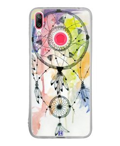Coque Huawei Y7 2019 – Dreamcatcher Painting