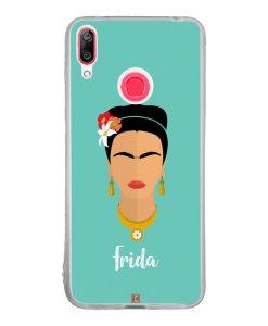 Coque Huawei Y7 2019 – Frida Kahlo