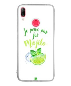 Coque Huawei Y7 2019 – Je peux pas j'ai Mojito