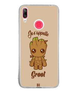 Coque Huawei Y7 2019 – Je s'appelle Groot