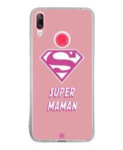 Coque Huawei Y7 2019 – Super Maman