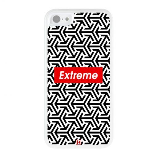 Coque iPhone 5c – Extreme geometric
