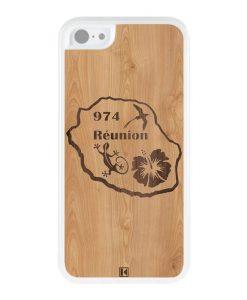 Coque iPhone 5c – Réunion 974