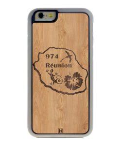 Coque iPhone 6 / 6s – Réunion 974