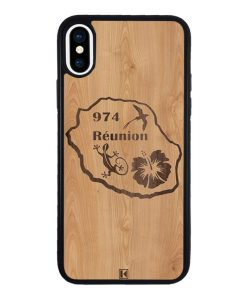 theklips-coque-iphone-xs-noir-reunion-974