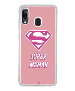 Coque Galaxy A30 – Super Maman