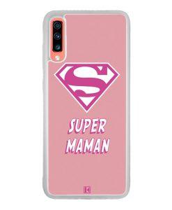 Coque Galaxy A70 – Super Maman