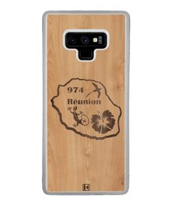 Coque Galaxy Note 9 – Réunion 974