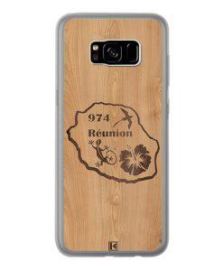 Coque Galaxy S8 Plus – Réunion 974