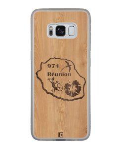 Coque Galaxy S8 – Réunion 974