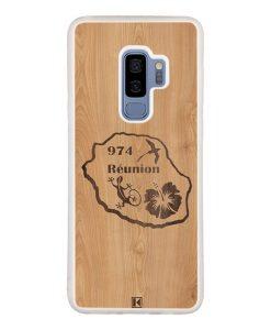 Coque Galaxy S9 Plus – Réunion 974