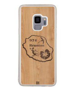 Coque Galaxy S9 – Réunion 974