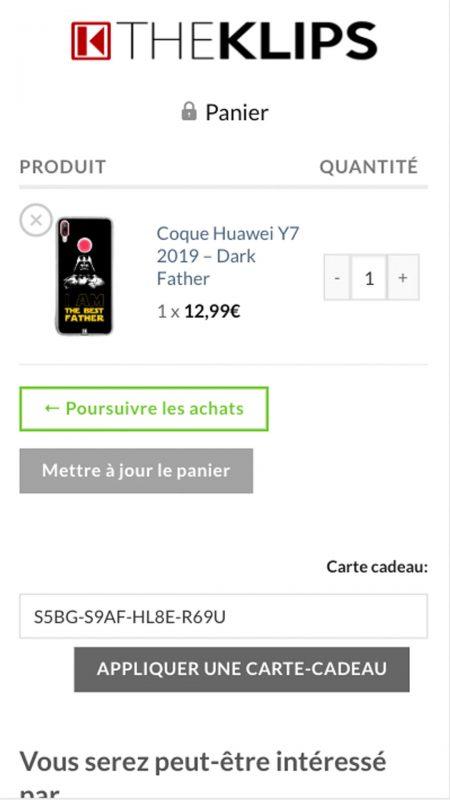 Carte Cadeau Huawei.Tutoriel Comment Utiliser Une Carte Cadeau Theklips