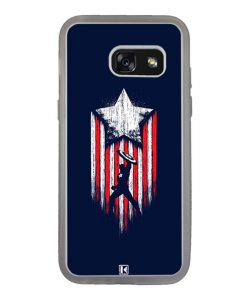 Coque Galaxy A3 2017 – Captain America