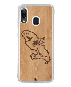 Coque Galaxy A30 – Martinique 972