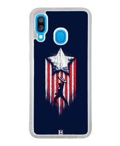 Coque Galaxy A40 – Captain America
