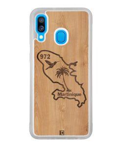 Coque Galaxy A40 – Martinique 972