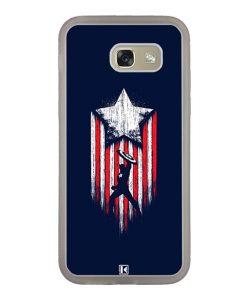 Coque Galaxy A5 2017 – Captain America