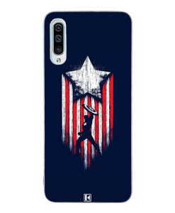 Coque Galaxy A50 – Captain America