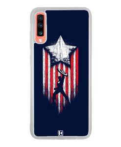 Coque Galaxy A70 – Captain America