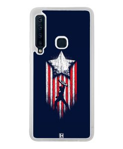 Coque Galaxy A9 2018 – Captain America