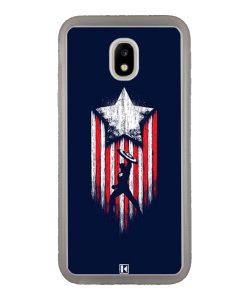Coque Galaxy J5 2017 – Captain America