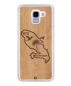 Coque Galaxy J6 2018 – Martinique 972