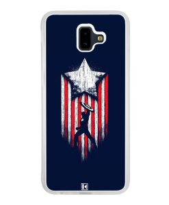Coque Galaxy J6 Plus – Captain America