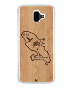 Coque Galaxy J6 Plus – Martinique 972