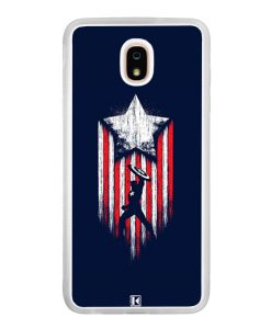 Coque Galaxy J7 2018 – Captain America
