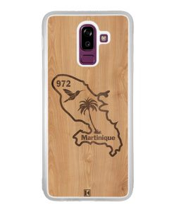 Coque Galaxy J8 2018 – Martinique 972