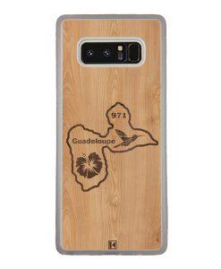 Coque Galaxy Note 8 – Guadeloupe 971
